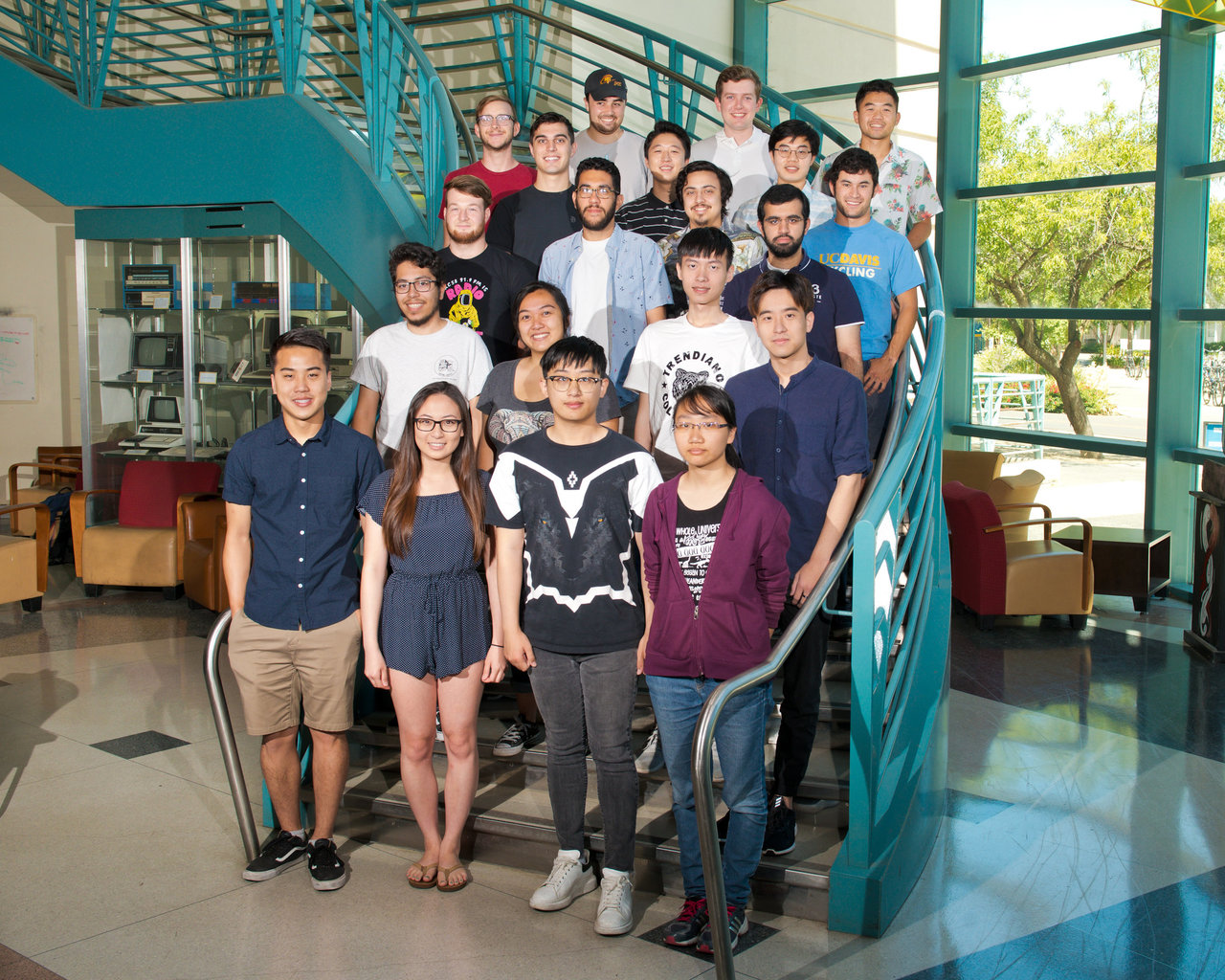uc davis materials science engineering senior portrait 2018
