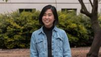uc davis materials science engineering undergraduate profile annie wang