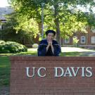 uc davis materials science engineering phd graduate weidi zhu glass apple